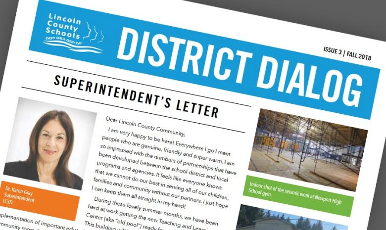 District Dialog Newsletter